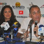 Graciela Baez y Javier Aluni