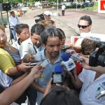 Eugenio Derbez con los medios de comunicacin