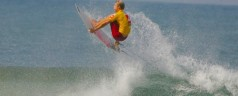 Derroche de talento en el Abierto de Surf