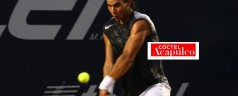 Rafael Nadal jugara el Abierto de Tenis en Acapulco