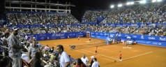 Operativo inedito en el Abierto de Tenis