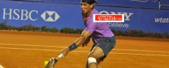 Imparables Rafael Nadal y David Ferrer
