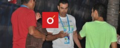 El Actor David Zepeda esta en Acapulco